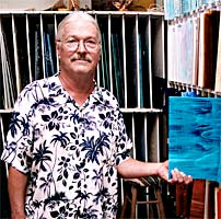 Fred Turner, stained glass educator